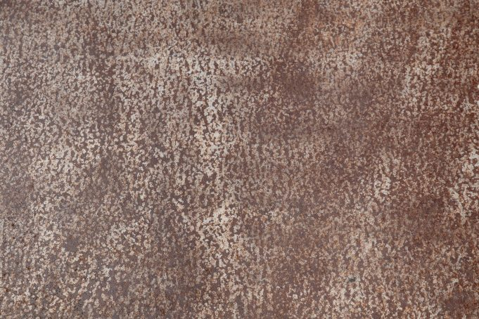 Rust metal surface texture
