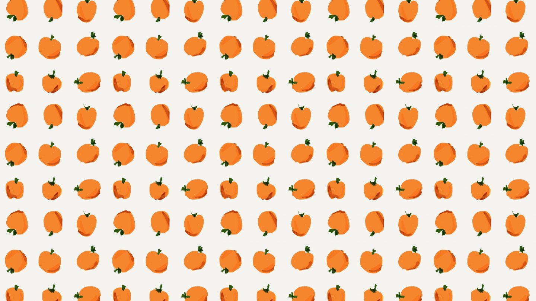 Seamless oranges pattern free seamless pattern