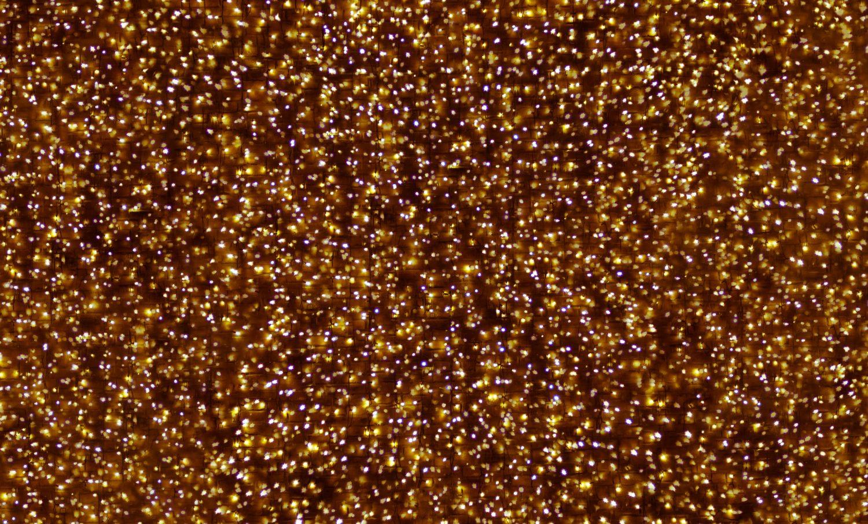 Small glitter lights Xmas wall background