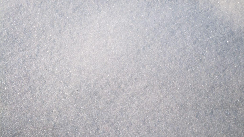 Snow close-up glitter background