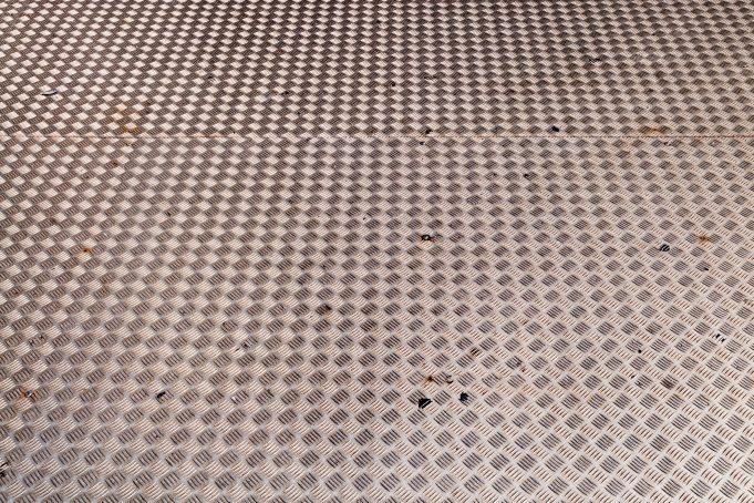 Steel plate pattern