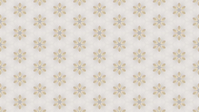 Subtle light white flowers pattern