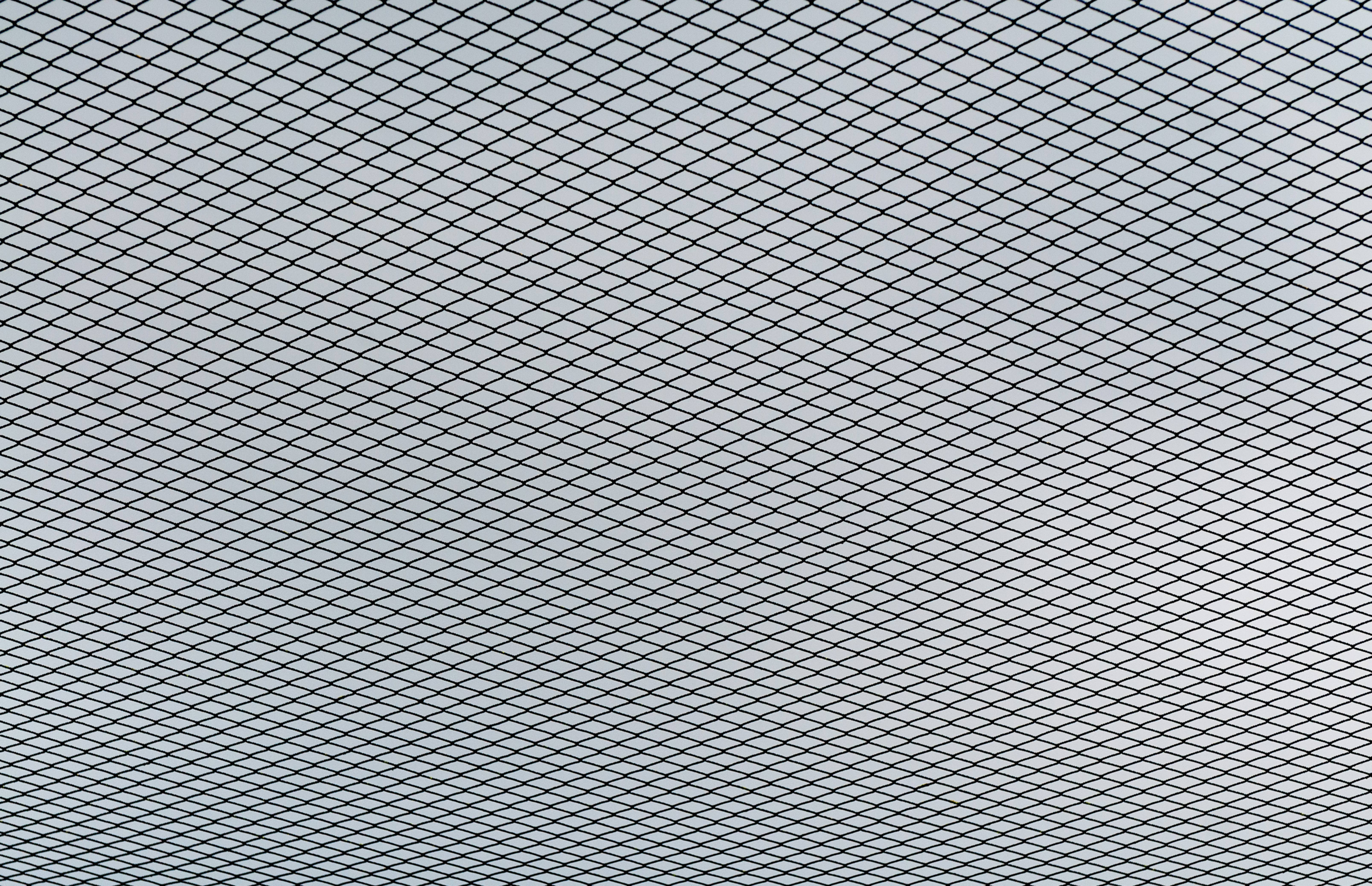 Subtle rope mesh pattern background photo