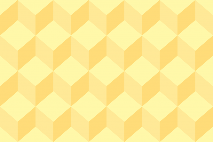 Subtle yellow cubes background boxes-patternpictures-0220