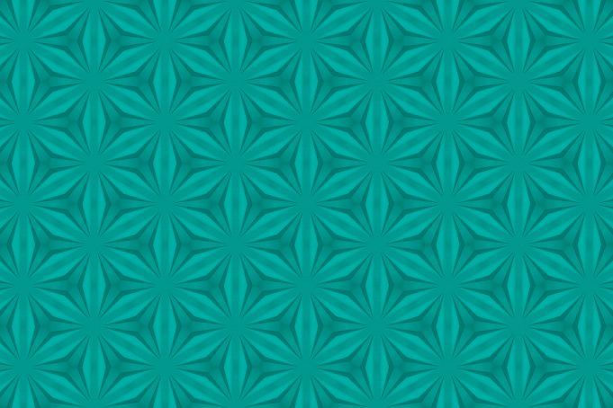 Trianglular Gradient Soft Seamless Pattern