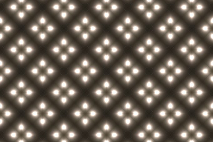 Vague Light Bulbs Crosses pattern pictures