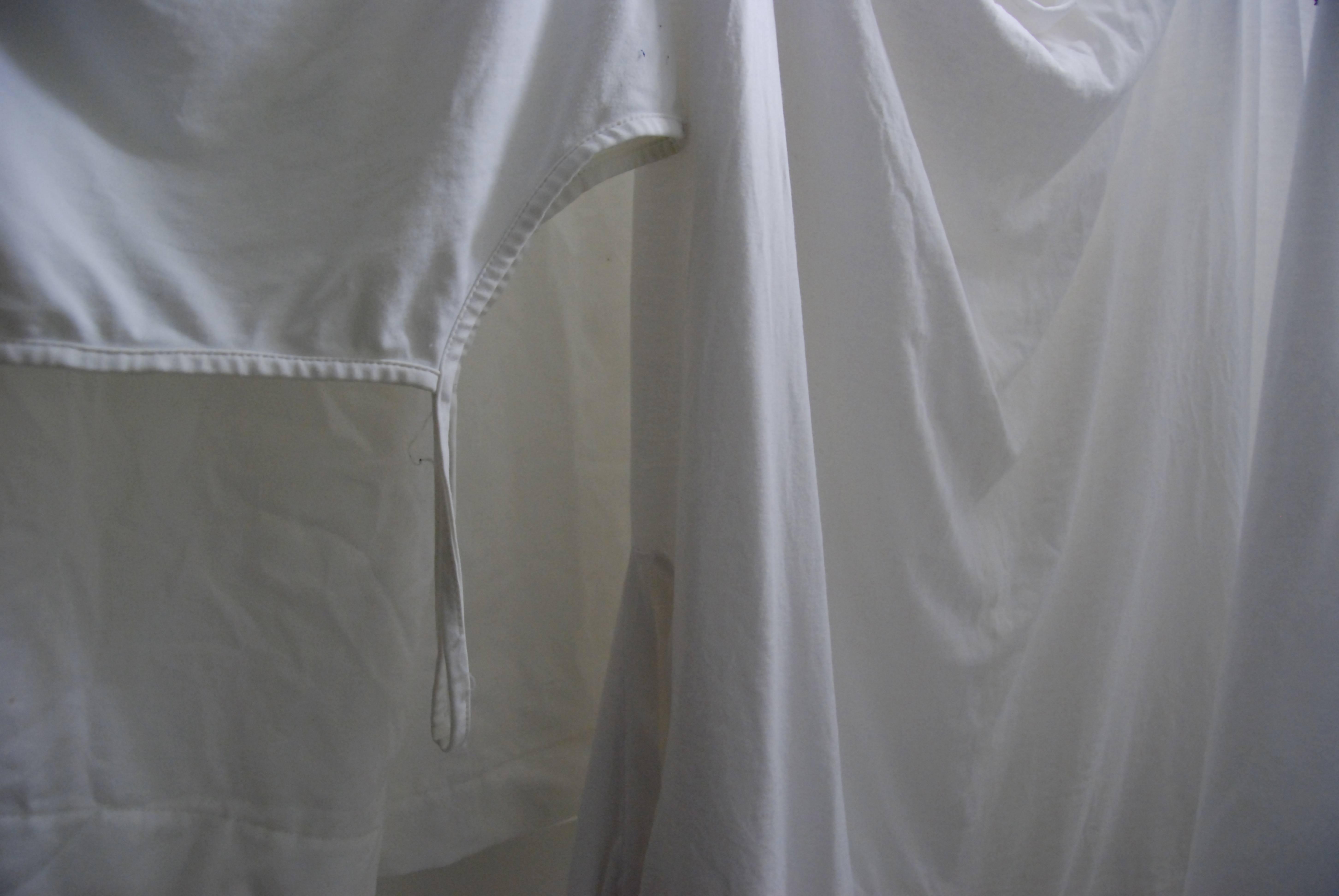 White Laundry Drying