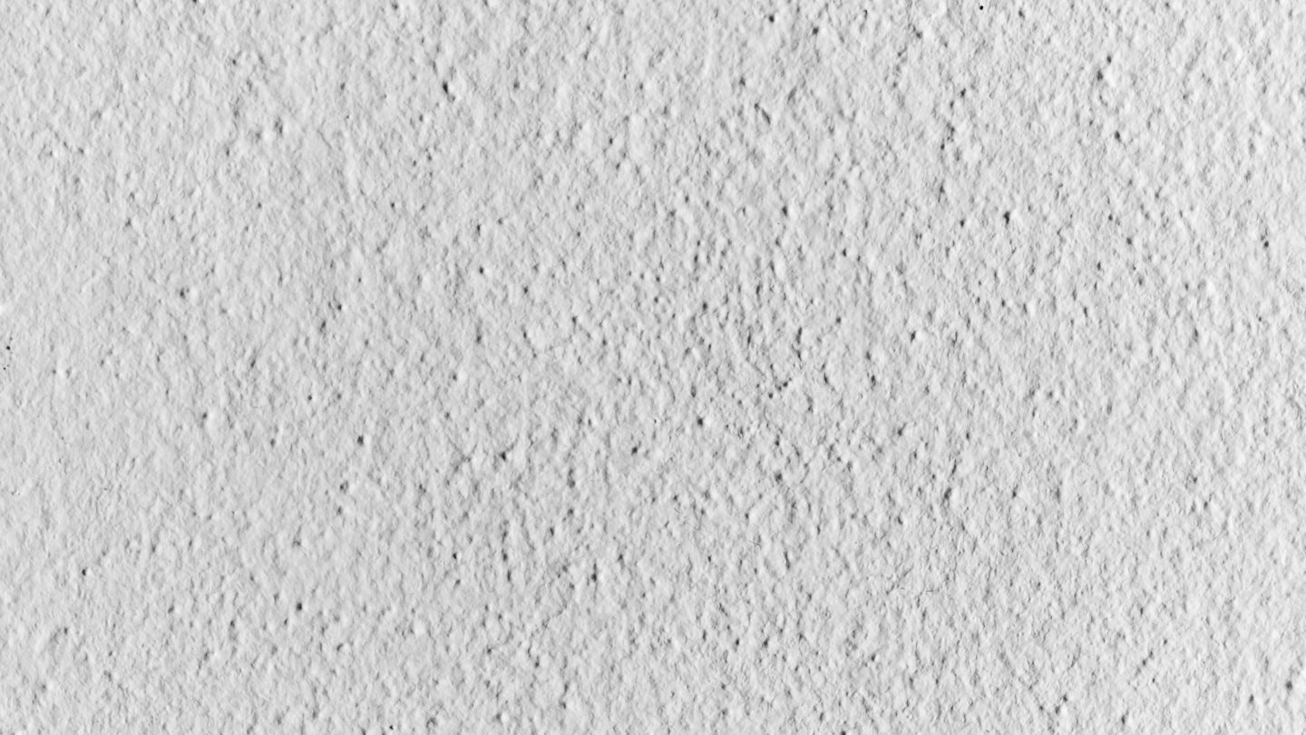 White corrugated plaster wall texture