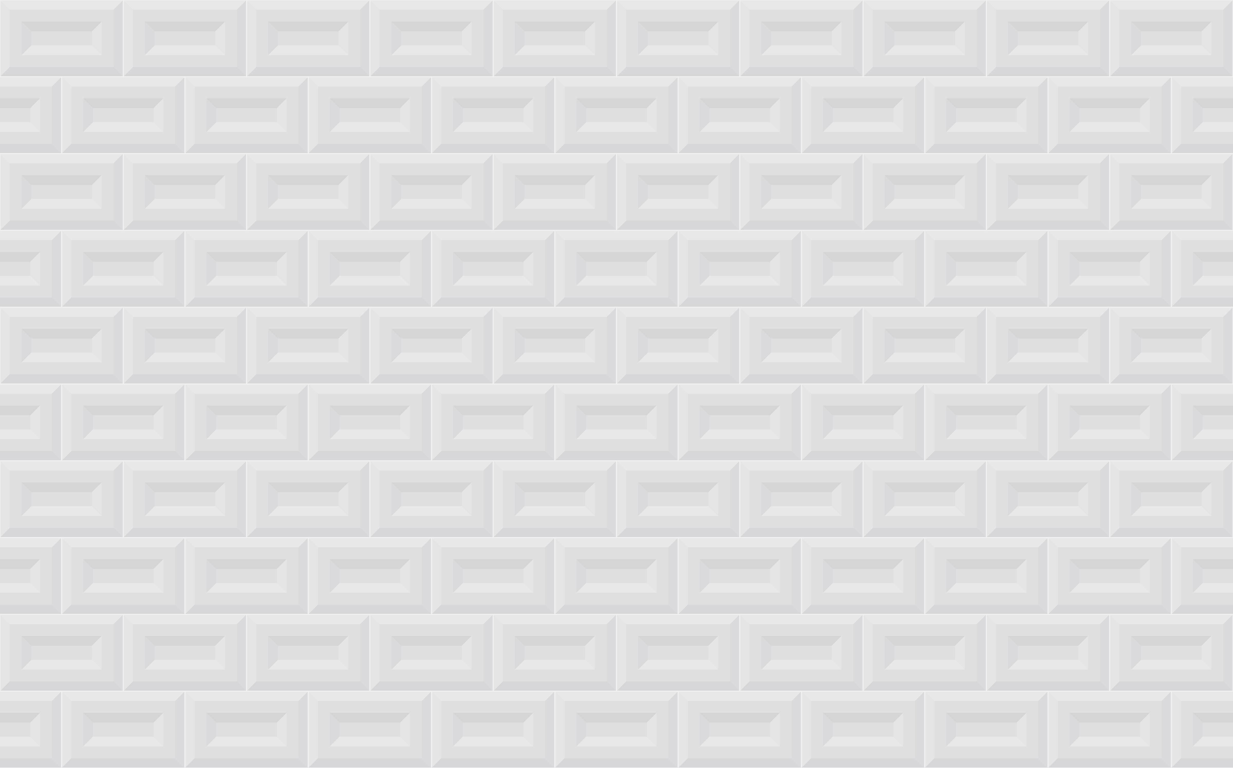 White texture beveled framed tiles
