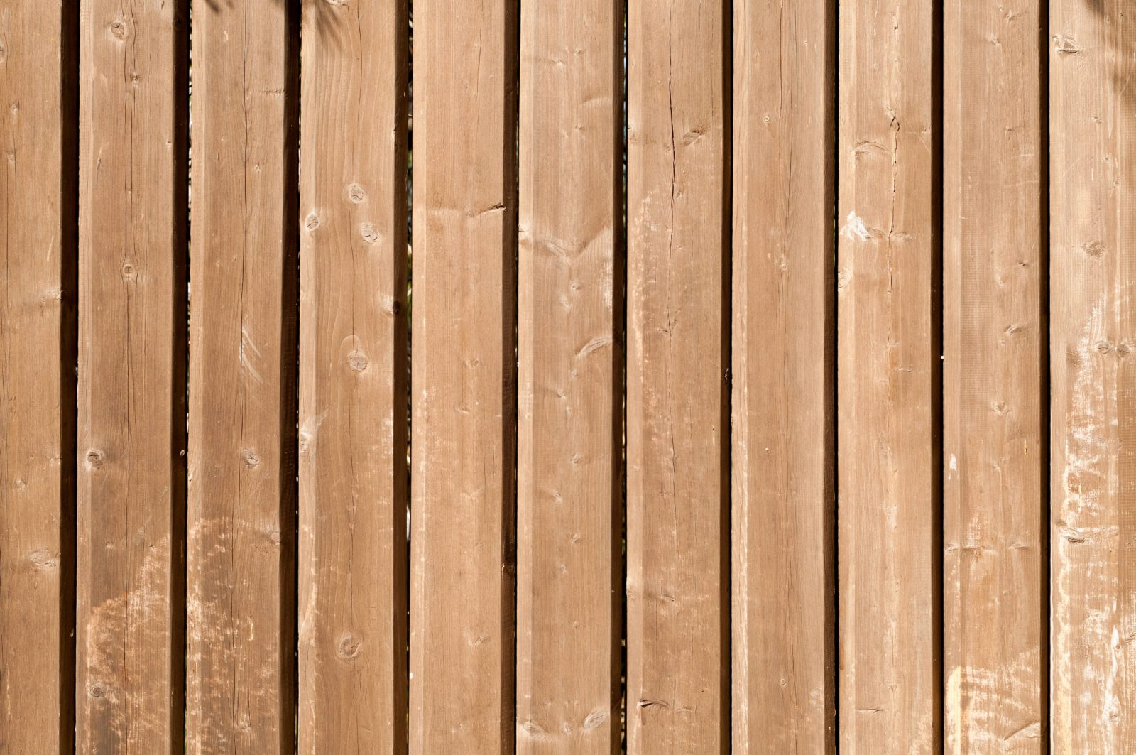 Wood texture Fence