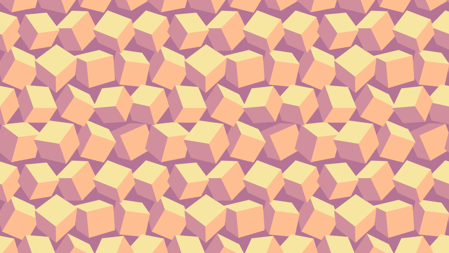 Woven cubes seamless background-patternpictures-0220
