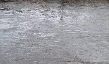 full frame still river water