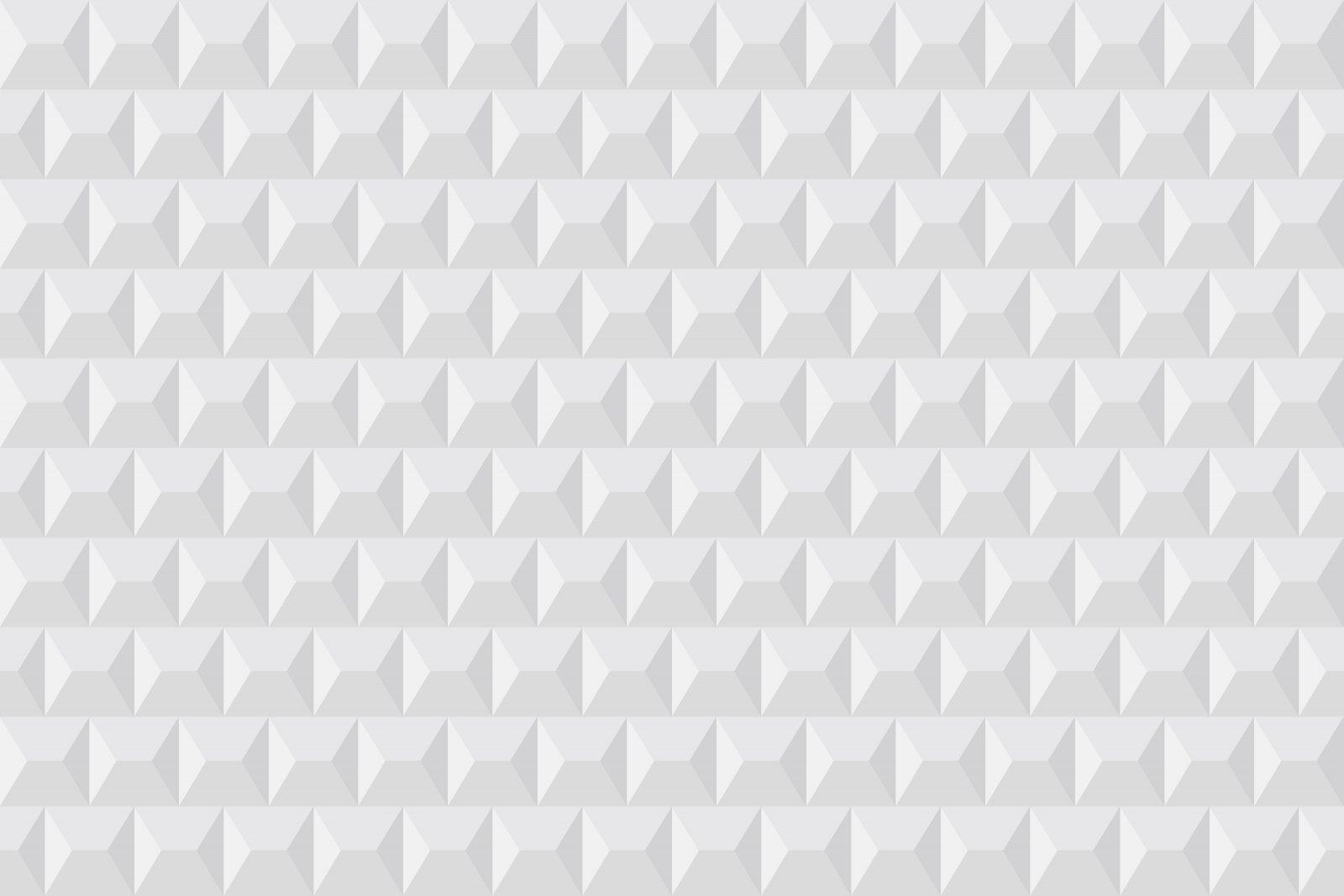 Geometric white texture seamless pattern