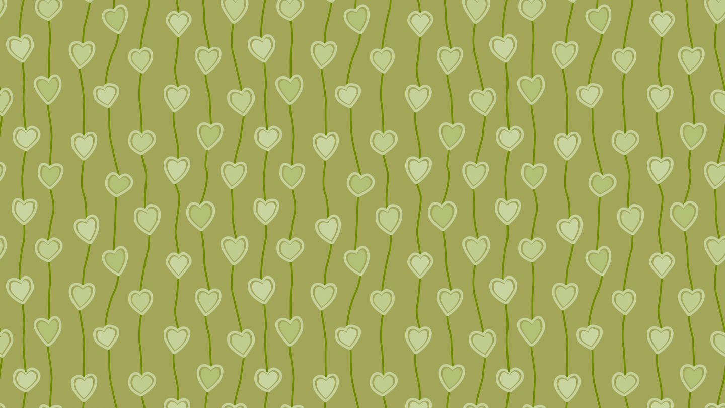 green hearts wallpaper seamless-patternpictures-1912
