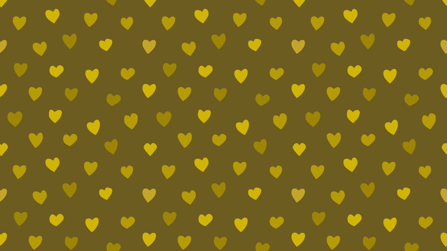 hearts gold background seamless-patternpictures-1912