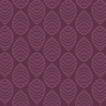 Organic shapes purple leaves pattern