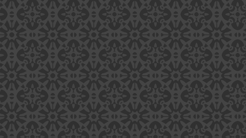 Ornamental monochrome portugese tiles pattern