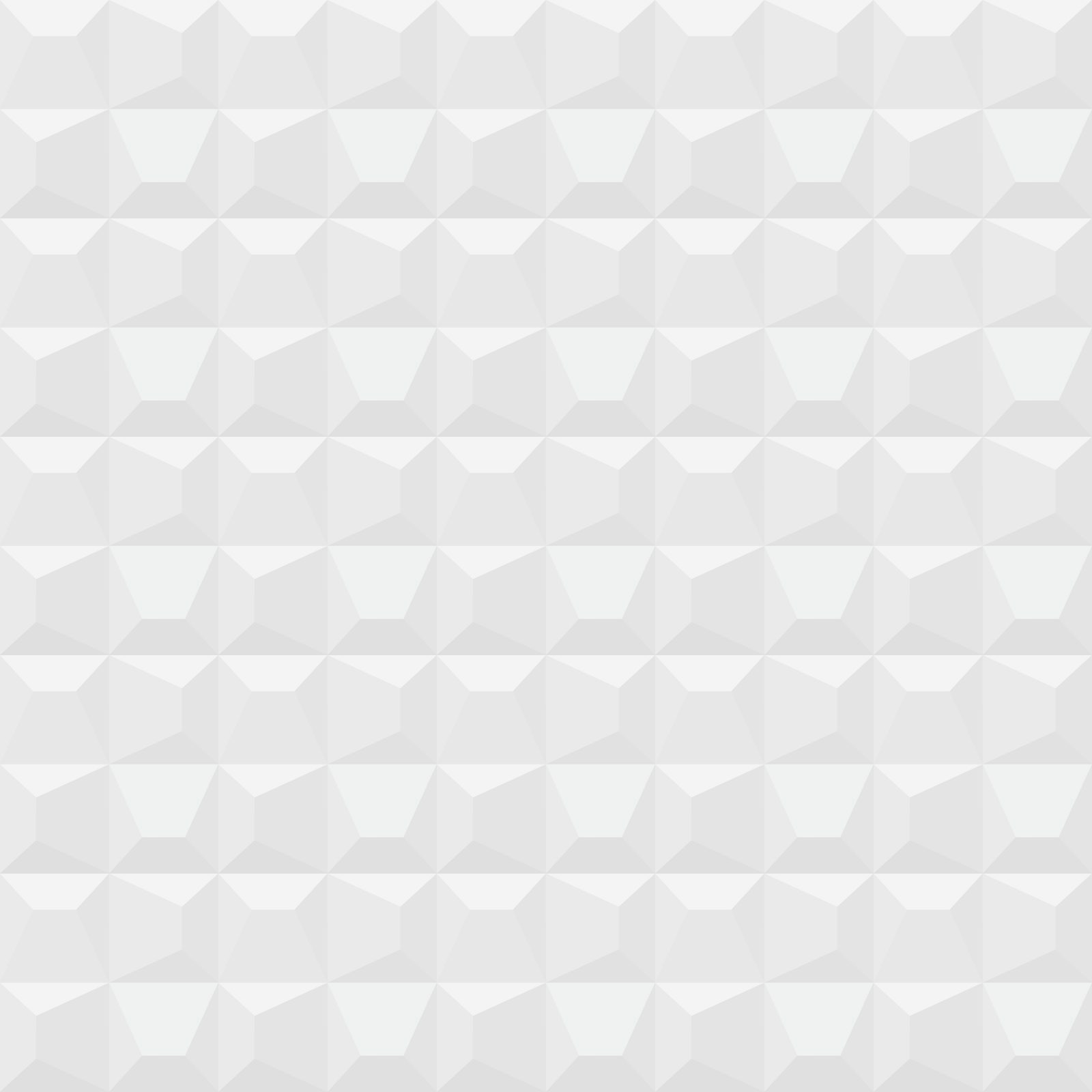 White texture background geometric pattern