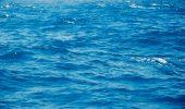 Tropical Blue Ocean Water